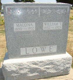Malona <i>Dickey</i> Lowe