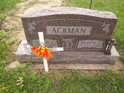 William R, Ackman, Jr