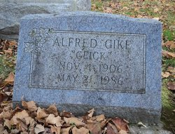Alfred Gike Geick