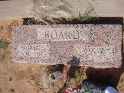 Alva Mary <i>Douthit</i> Board