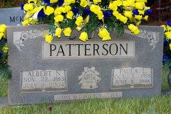 Albert Nolan Patterson