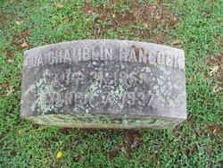 Eva <i>Chamblin</i> Hancock