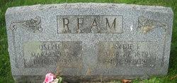Sadie Ellen <i>Harbaugh</i> Ream