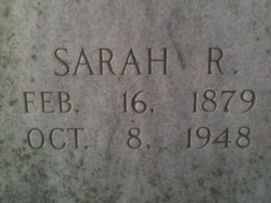 Sarah R Allen