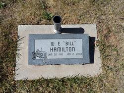 William Edward Willie Hamilton