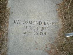 Jay Osmond J.O. Barber