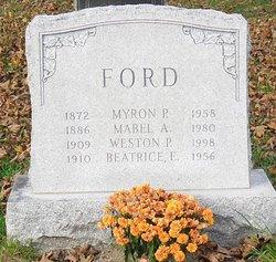 Beatrice E. Ford