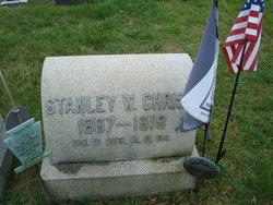 Stanley Webster Christ