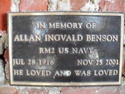 Allan Ingvald Benson