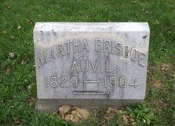 Martha Malvina <i>Briscoe</i> Auvil