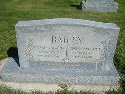 Hazel <i>Aagard</i> Bailey