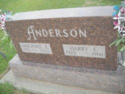 Harry E. Anderson
