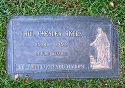 Paul Chesley Akers