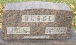 Mary Ellen <i>Cameron</i> Burge