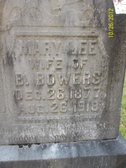 Mary Lee Bowers