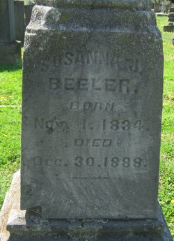 Susanna <i>Jennings</i> Beeler