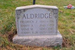 Annie M Aldridge