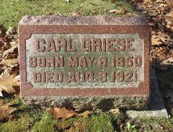 Charles Carl Griese