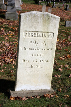 Cordelia H. Brastow