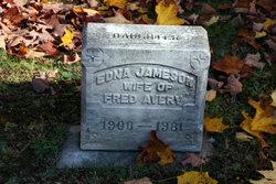 Edna <i>Jameson</i> Avery