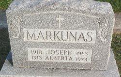 Alberta Markunas