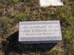 Hannah Orcutt <i>Stephenson</i> Sutherland
