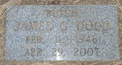 James G Butch Dodd