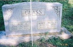 Mary Elizabeth Molly <i>Moore</i> Glass