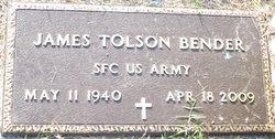 James Tolson Bender
