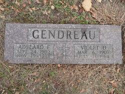 Ad�lard Francis Gendreau