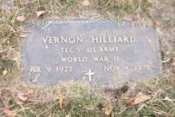 Vernon Hilliard