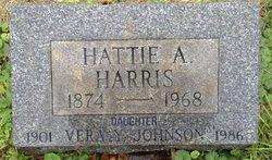Hattie Alice <i>Bliss</i> Harris