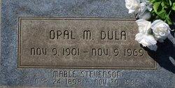 Mabel Loraine <i>Avery</i> Stevenson