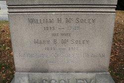 William Henry McSoley