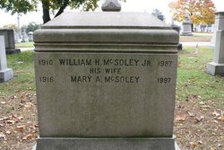 Mary Ann <i>Cooney</i> McSoley