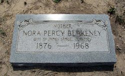 Nora Percy <i>Fairless</i> Blakeney