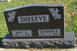 Mary A. Shreeve