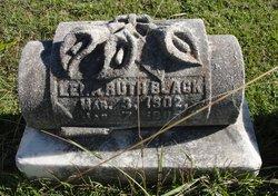 Lena Ruth Black