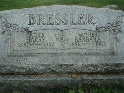 Barbara <i>Becker</i> Bressler