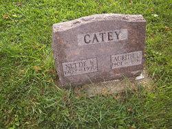 Nettie W. Catey