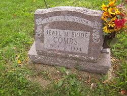 Jewel <i>McBride</i> Combs