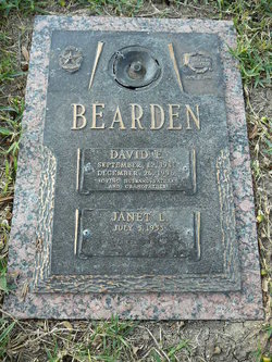 David Ervin Bearden