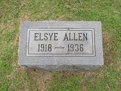 Elsye Allen