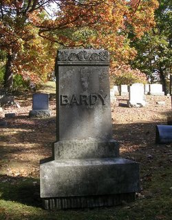 Clara M. <i>Hatch</i> Bardy