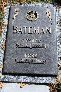 Conrad Eugene Bateman