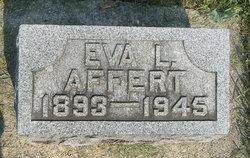 Eva Louise <i>Gebhardt</i> Affert