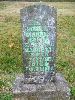 Robert Marion Barrett