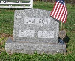 Leyder G. Cameron