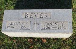 Ernest T Bever