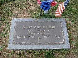 James O'Brien Sisk